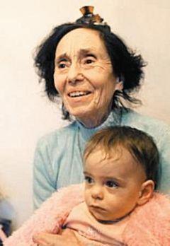 66세에 출산한 행복한 엄마의 이야기